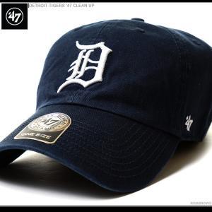 タイガース キャップ 47Brand MLB 帽子|angelitta