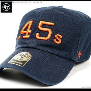 アストロズ キャップ 47Brand MLB 帽子|angelitta