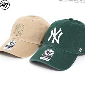 47 Brand キャップ スナップバック ヤンキース YANKEES HOME '47 CLEAN UP/ ストラップバック/|angelitta