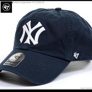 NYヤンキース キャップ 47Brand スナップバック バックベルト MLB 帽子|angelitta