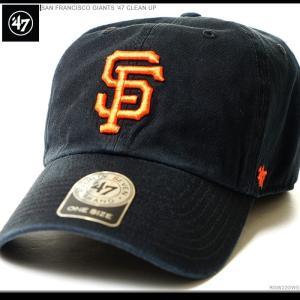 ジャイアンツ キャップ 47Brand MLB 帽子|angelitta