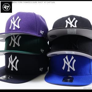 ヤンキース キャップ 47Brand MLB 帽子