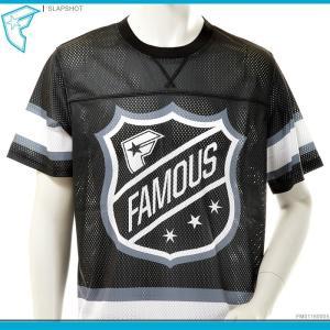 50%OFF FAMOUS STARS&STRAPS Tシャツ SLAPSHOT フェイマス 半袖Tシャツ セール|angelitta