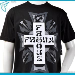 50%OFF FAMOUS STARS&STRAPS Tシャツ TOWNS フェイマス 半袖Tシャツ セール|angelitta