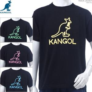 KANGOL Tシャツ カンゴール 半袖Tシャツ KAGOL NEON TEE ストリート|angelitta
