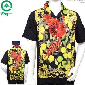 LRG 半袖シャツ エルアールジー カジュアルシャツ A1 PERICO SS WOVEN|angelitta