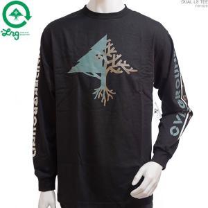 LRG Tシャツ エルアールジー 長袖Tシャツ DUAL LS TEE|angelitta