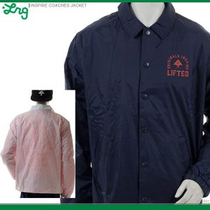 半額セール LRG コーチジャケット エルアールジー ジャケット INSPIRE COACHES JACKET ストリート /|angelitta