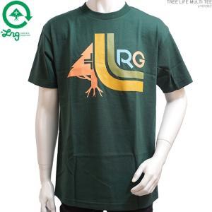 LRG Tシャツ エルアールジー 半袖Tシャツ TREE LIFE MULTI TEE|angelitta