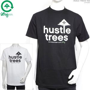 LRG Tシャツ エルアールジー 半袖Tシャツ HUSLE TREES TEEE|angelitta