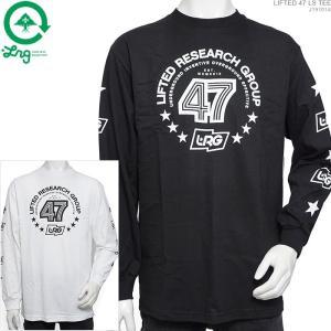 LRG Tシャツ エルアールジー 長袖Tシャツ LIFTED 47 LS TEE|angelitta
