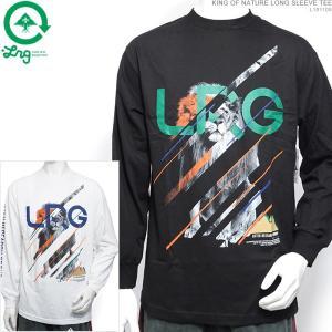 LRG Tシャツ エルアールジー 長袖Tシャツ KING OF NATURE LONG SLEEVE TEE|angelitta