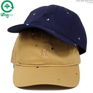 LRG キャップ ストラップバック エルアールジー LRG IRIE DAD HAT 帽子|angelitta