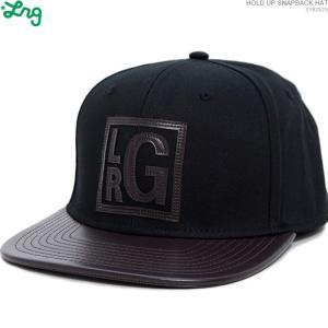 【入荷即50%OFFセール】LRG キャップ スナップバック セール エルアールジー HOLD UP SNAPBACK HAT 6パネル|angelitta