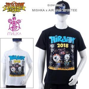 MISHKA x AIR JAM Tシャツ エアジャム×ミシカ Tシャツ MISHKA x AIR JAM 2018 TEE|angelitta