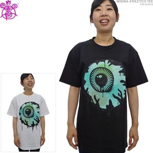 MISHKA セール ミシカ 半袖Tシャツ OVERSPRAY KEEP WATCH TEE ストリ...