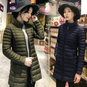 軽量 ダウンジャケット レディース インナーダウン ロング あったか 大きいサイズ 秋 冬 防寒 雪...