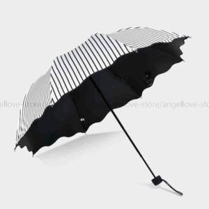 雨の日はもちろん、日傘としてもOK☆ 機能性に優れながら、見ためもおしゃれ♪ 紫外線による肌への悪影...