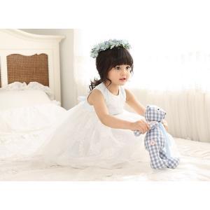 c0fcaf8ebe93d 子供ドレス ワンピース Bella OP(Blue) Saut de L ange パーティー、発表会、結婚式、コンクール angelprincess