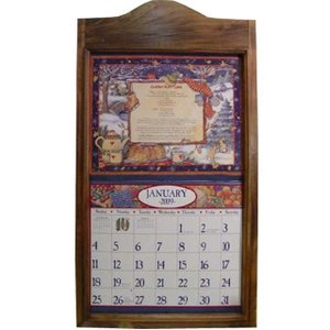 アンティークブラウン 木製カレンダーフレーム 受注製作|angelsdust