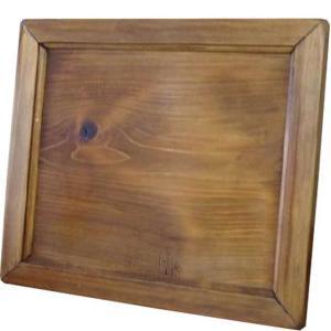 アンティークブラウン ディスプレイが出来る木製ボード ウエルカムボード・スクラップブッキング 受注製作|angelsdust