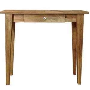 テーブル カウンター アンティークブラウン w102d40h90cm 自然木そのまま 木製 ひのき 受注製作|angelsdust