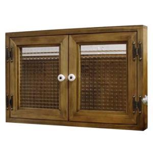 カフェ窓 室内窓 採光窓 フランス製チェッカーガラス 木製ひのき マグネット仕様 北欧(アンティークブラウン)受注製作|angelsdust