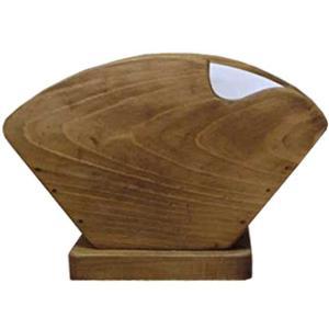 コーヒーフィルターケース 大人数用 アンティークブラウン w22d9h15cm シンプル コーヒーペーパーケース 木製 ひのき 受注製作|angelsdust