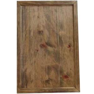 ディスプレイが出来る木製ボード(40×60cm) ウエルカムボード・スクラップブッキング  (アンティークブラウン) 受注製作|angelsdust