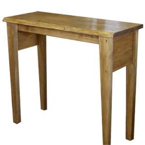 カウンターテーブル アンティークブラウン w102d40h90cm 下棚なし キッチンカウンター 作業台 木製 ひのき 受注製作|angelsdust