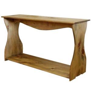 シェルフ ワイドサイズ  アンティークブラウン w80d25h44cm 置き型木製 ひのき 受注製作|angelsdust