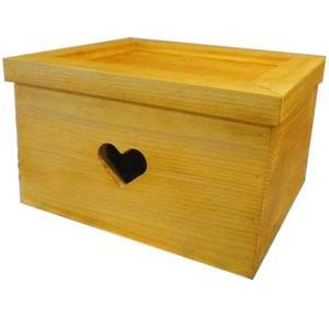 お掃除シートケース ハート 木製 ひのき 収納小物入れ サニタリーケース(ナチュラル)受注製作|angelsdust