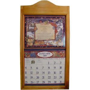 ナチュラル 木製カレンダーフレーム 受注製作|angelsdust