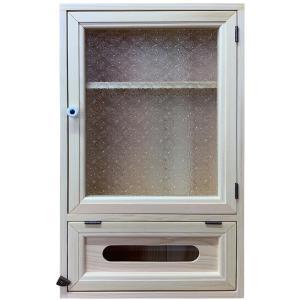 キャビネット ニッチ用 ナチュラル ティッシュボックス クッキングペーパー キッチンペーパー 木製 受注製作 angelsdust