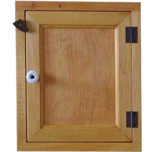 トイレットペーパーラック 背板なし ナチュラル w25d15h30cm 木製扉 桧 木製 受注製作|angelsdust
