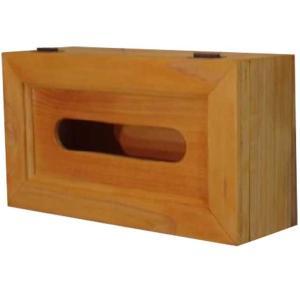 ナチュラル 壁掛けティッシュボックス ティッシュケース カバー 受注製作 angelsdust