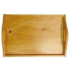 トレイ スクエア型 w40d27h8cm ナチュラル 浅型 おぼん ウッドトレイ 木製 ひのき 受注製作|angelsdust