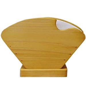 コーヒーフィルターケース シンプル ナチュラル w22d9h15cm 大人数用 4〜7人分 コーヒーペーパーケース 木製 ひのき 受注製作|angelsdust