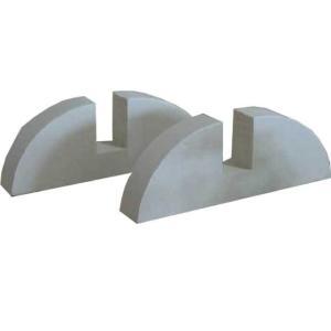 アンティークホワイト フレームスタンド2個セット直立タイプ(ガラスフレーム・黒板・木製ボード・ステンドグラス脚)受注製作|angelsdust