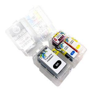 キヤノン 互換 BC-310BK / BC-345BK(顔料ブラック)+BC-311CL / BC-345CL(C/M/Y) 共用可 各1本セット 詰め替えインク 日本国内検品梱包 angelshop-y 03