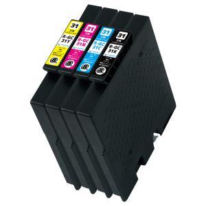 ■GC31シリーズ|リコー(RICOH)互換インクカートリッジ 【GC31K / GC31C / G...
