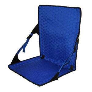 より多くの快適さのための余分な幅と背の高さとクレイジークリークの最軽量椅子Rolls up to o...