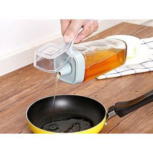 ixaer 19oz Oilve Oil Bottle Oil Dispenser, 19oz 55...