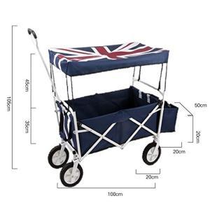デザイン:【英国イギリス国旗青】 骨組みカラー:白 体荷重:100kg ※サイズは画像にてご確認くだ...
