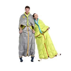 【軽量寝袋】重量わずか750g 封筒型 2色選択可 サイズ:約長さ200×幅75cm(完全展開幅15...