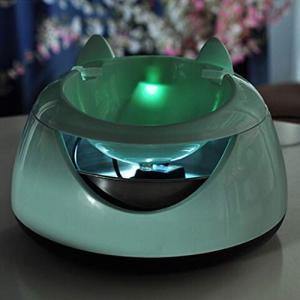 Biuuu 電気自動ペットミュート浄水器ディスペンサー循環飲酒センサーナイトライトインナーステンレス...