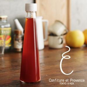 Confiture et Provence ジンジャーシロップ ストロベリー