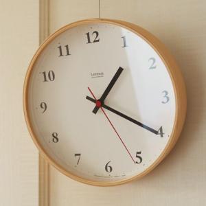 Plywood Clock プライウッドクロック|angers