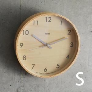 Plywood clock(プライウッドクロック) S|angers