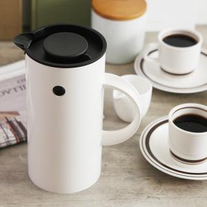人気のバキュームジャグが、プレス式のコーヒーメーカーへと進化。 手軽に誰でも本格コーヒーを楽しめる ...